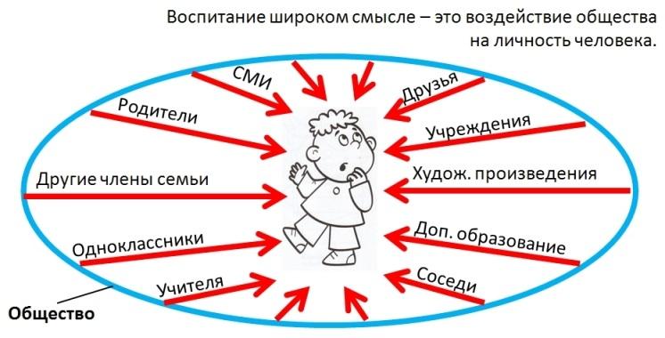 принципы воспитания здорового образа жизни